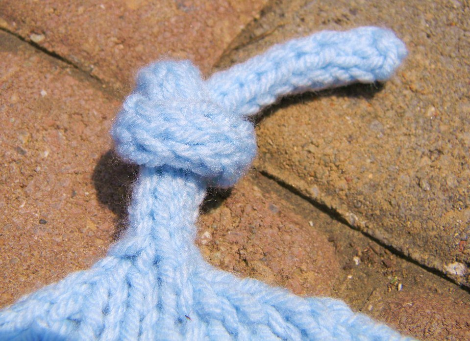 Free Pattern Friday ? Knitted Hat & Pattern: Tie-Cord Baby ...